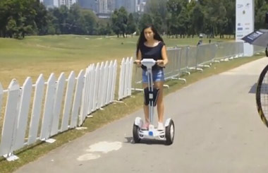self-balancing scooter,two wheel electric scooter,Airwheel S3