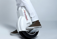 As the latest model of Airwheel, Airwheel Q3 has dual wheels that offer a better riding stability. Small in size and long in travel range, Airwheel Q3 can be your ideal hands-free transportation.