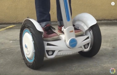 2-wheeled scooter