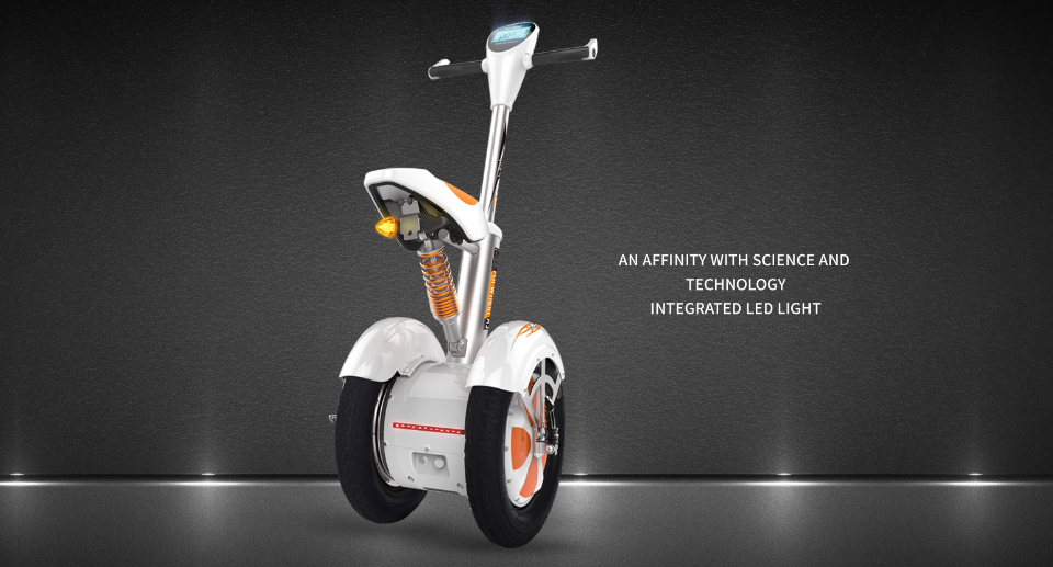 Airwheel Self-balancing Electric Scooter A3, the Travel Assist for Riders