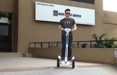 scooter,AirWheel S3,single wheel transport scooter