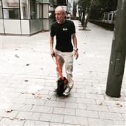 Airwheel X3 electric portable scooter
