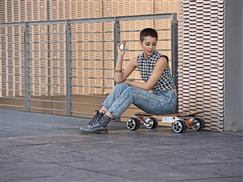 Airwheel M3 2 wheel stand up electric scooter
