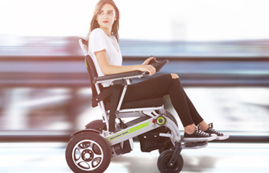 Airwheel H3 Smart folding automatic electric wheelchair