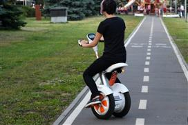 Airwheel A3 2 wheel electric scooter
