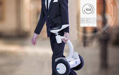 Airwheel S8 self balancing electric scooter